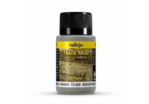 Vallejo Vallejo Weathering Effects Thick Mud | 40 ml