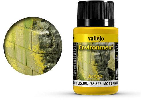 Vallejo Vallejo Moss and Lichen  73.827 | 40 ml