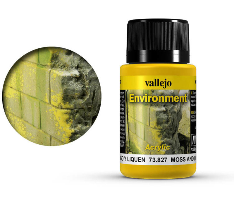 Vallejo Moss and Lichen  73.827 | 40 ml