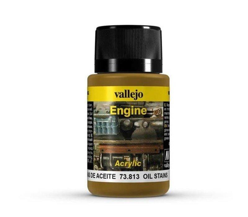 Vallejo Oil Stains 73.813  40 ml