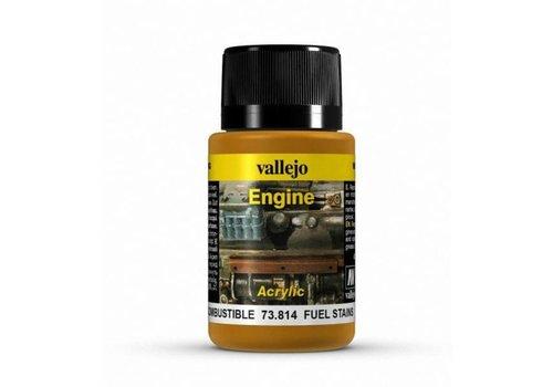 Vallejo Vallejo Fuel Stains | 40 ml