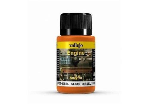 Vallejo Vallejo Bruine Machine Roest  73.818 | 40 ml