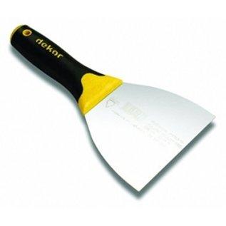 DEKOR PROFESSIONAL SPATULA  - Soft Grip 80 mm