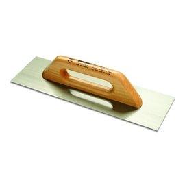 DEKOR PLASTER TROWEL - Wooden Handle 120 mm