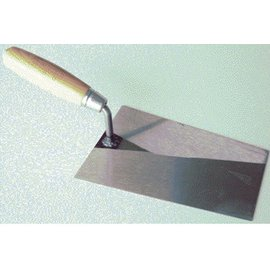 DEKOR BRICK TROWEL - ITALIAN MODEL - Wooden Handle 180 mm