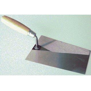 DEKOR BRICK TROWEL - ITALIAN MODEL - Wooden Handle 180 mm