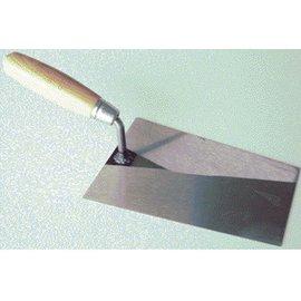 DEKOR BRICK TROWEL - ITALIAN MODEL - Wooden Handle 200 mm