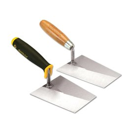 DEKOR BRICK TROWEL - Wooden Handle 200 mm