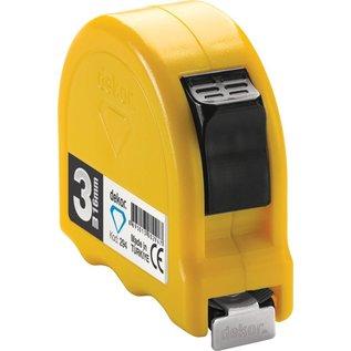 DEKOR DEKOR rolmaat hard touch 3000x16 mm