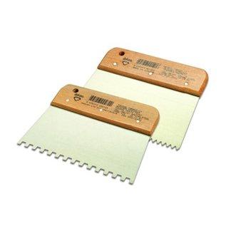 DEKOR NOTCHED SPREADER  - Wooden Handle 170 mm