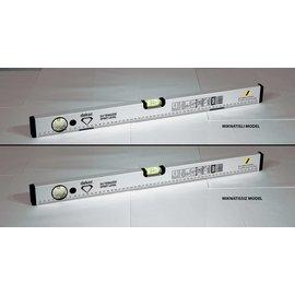 DEKOR DEKOR Waterpas met magneet aluminium body 1500x48x22mm