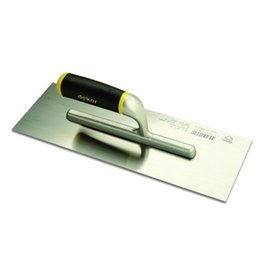 DEKOR Pleisterspaan open handvat - Aluminium handvat 300mm RVS