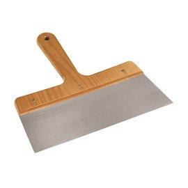 DEKOR SAHRA SPATULA - Wooden Handle 80 mm