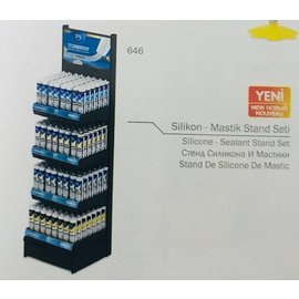 DEKOR DEKOR Siliconen - kit display 440 pcs
