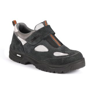 DEKOR SAFETY SHOES (Summer)  FC19K  S1  P  NO:44