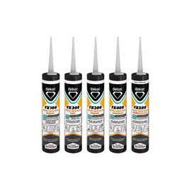 DEKOR DEKOR Montage kit fx 200 sbr - speciaal rubber toepassing 300 ml
