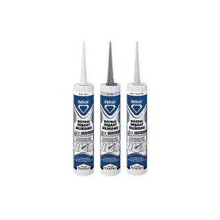DEKOR DEKOR Neutraal constructie silicon transparant 310 ml