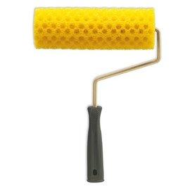DEKOR Foam Roller With Cavities 25 cm