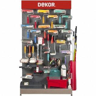 DEKOR DEKOR Schilders complete stand 2,2X1,2X 0,44 m