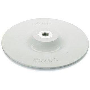 DEKOR DEKOR Polijstplaat Basis voor Schuurstok 17 cm