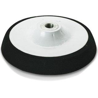 DEKOR DEKOR Polijstplaat Basis voor Schuurstok te gebruiken met 1245,1253 15 cm diameter Velcro