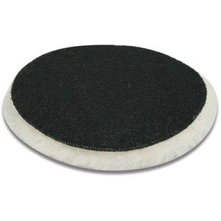 DEKOR DEKOR Polijst vilt met Velcro bevestiging - 16 cm