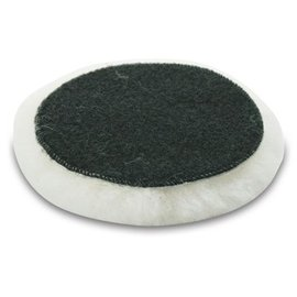 DEKOR DEKOR Wool polishing felt with velcro - 12 cm