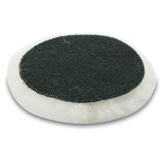 DEKOR DEKOR Wool polishing felt with velcro - 12 cm