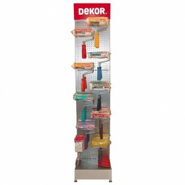 DEKOR Dekor Paintroller Stand Complete  40 cm