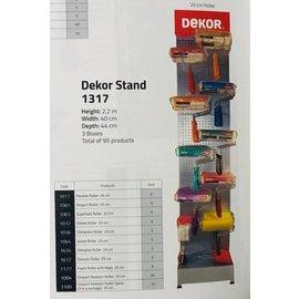 DEKOR DEKOR Painters stand complete set 2,20 x 0,40 x 0,44 m