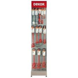 DEKOR Mixer Stand complete set 2,20 x 0,40 x 0,44 , 40 cm