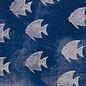 DEKOR DEKOR Decoratief Visstempel 9x7 cm