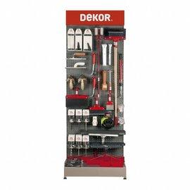 DEKOR Scraper Stand complete 80 cm