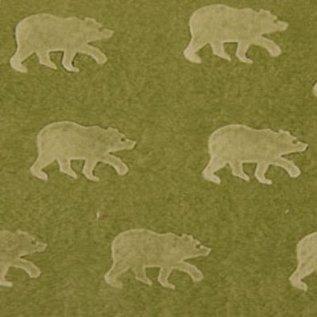 DEKOR Bear Stamp