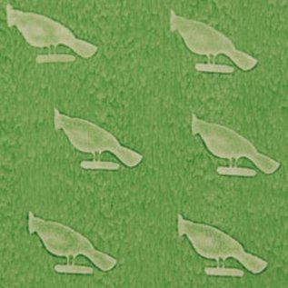 DEKOR Owl Stamp