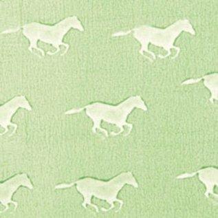 DEKOR DEKOR Decoratief Paardstempel 9x7 cm