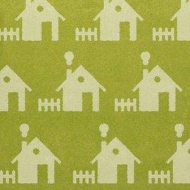DEKOR Decoratief Huisstempel 9x7 cm