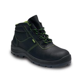 DEKOR DEKOR (S1) Safetyboots with steel tip NO:45