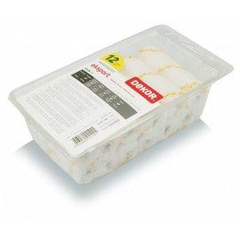 DEKOR DEKOR Eksport small spare rollers 10 cm (12pack)