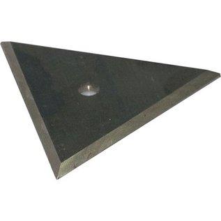 DEKOR DEKOR Spare triangular Scraper 6,6x5,6 cm