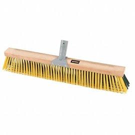 """DEKOR DEKOR Wooden yard sweeper 19.7""""/50 cm"""