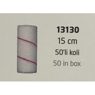 DEKOR DEKOR Verfroller voor interieur verven maat 15 cm(50)