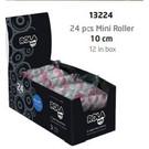 DEKOR DEKOR Reserve kleine roller voor interieur verven maat 10 cm(24)