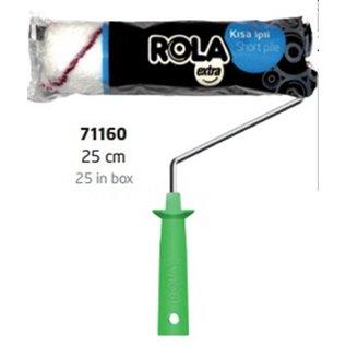 DEKOR Paint Roller for Indoor paints with frame 25 cm