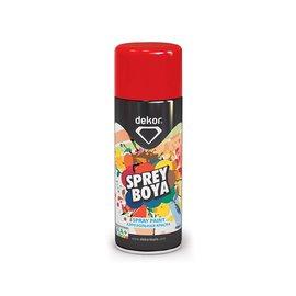 DEKOR DEKOR spray paint donkergeel RAL1003 400ml