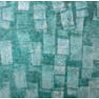 DEKOR DEKOR Decoratief leer mat effect verfroller 20cm
