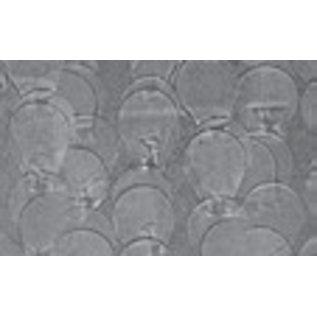 DEKOR DEKOR Decoratief Effect Roller lederen ronde stukken 20 cm