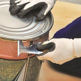 DEKOR Dekor proactief spatel handig voor elke schilder om o.a. snel verfblikken te open en oude verflagen te schrapen.