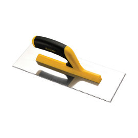 DEKOR Marley Trowel Soft Handle - Open End - 30 cm (2 mm x 3.6 mm)