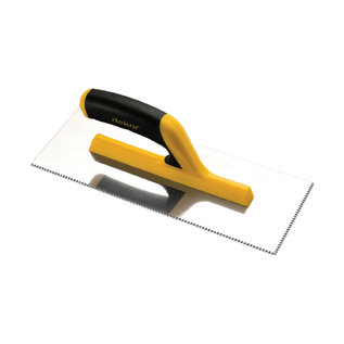 DEKOR Marley Trowel Soft Handle - Open End - 30 cm (2 mm x 3.6 mm)